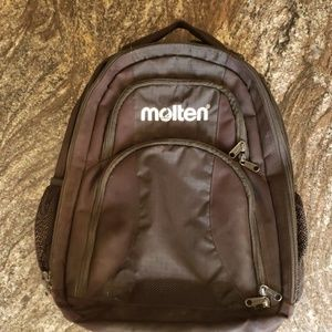 Molten basketball backpack